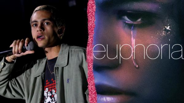 """Cantor Dominic Fike entra para elenco da """"Euphoria"""""""