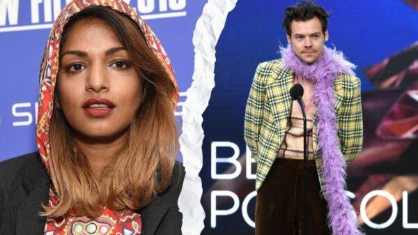 Cantora critica Harry Styles por exigir o uso de máscaras pelo público durante seus shows