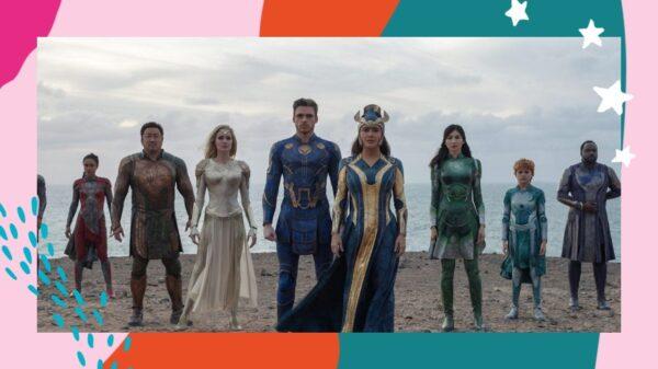 """Marvel libera trailer de """"Eternos"""" que mostra conexão com """"Vingadores: Ultimato"""""""