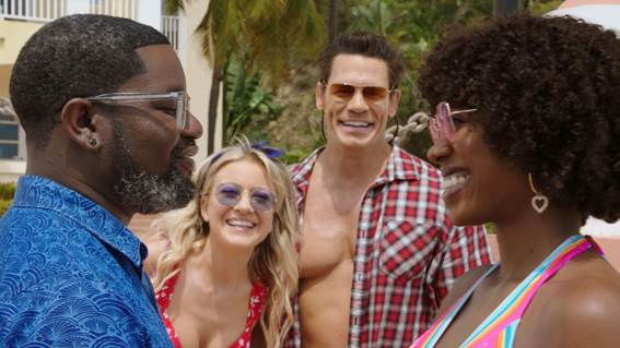 Amizade de Férias | Comédia do Star+ ganha trailer com John Cena e Lil Rel  Howery em férias no México