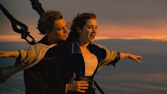 Aventuras na História · 23 anos depois: O que aconteceu com o elenco de  Titanic
