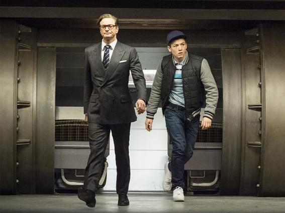 Kingsman: franquia deve ganhar série de TV e mais 7 filmes - TecMundo