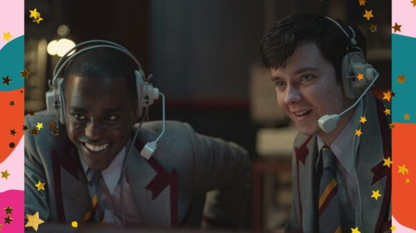 "Vem setembro! Netflix divulga fotos inéditas de ""Sex Education"""
