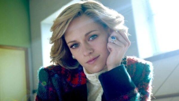 """Inspirado na vida da princesa Diana, filme """"Spencer"""", com Kristen Stewart, ganha data de estreia"""
