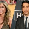 Jennifer Aniston e David Schwimmer estão namorando, afirma portal inglês
