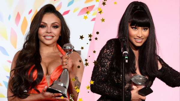 "Jesy Nelson fará feat com Nicki Minaj em primeiro single solo ""Boyz"""