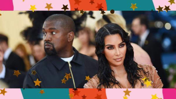 Kim Kardashian vira meme após ouvir novo álbum de Kanye West no mudo