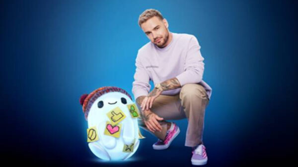 """Liam Payne anuncia o lançamento do single """"Sunshine"""", que faz parte da animação """"Ron Bugado"""""""