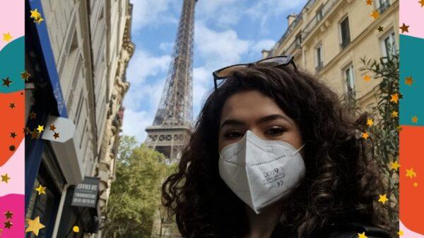 Maisa mostra alguns detalhes de sua viagem a Paris