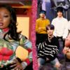 Megan Thee Stallion revela ter remix com BTS