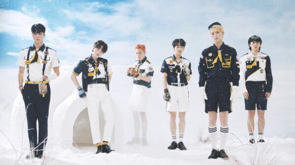 """ONF está preparado para mergulhar no verão sul-coreano com seu """"Summer Pop-up Album [POPPING]"""""""