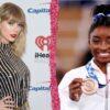 Taylor Swift exalta Simone Biles, depois da música da cantora ser usada em tributo
