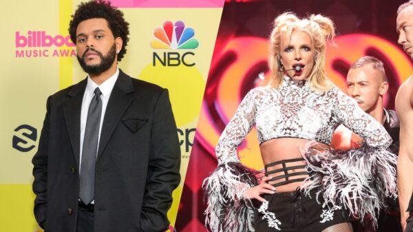 The Weeknd diz que músicas de Britney Spears influenciaram na sonoridade do novo álbum