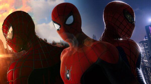 tom holland brinca apos suposto trailer de homem aranha 3 vazar na web