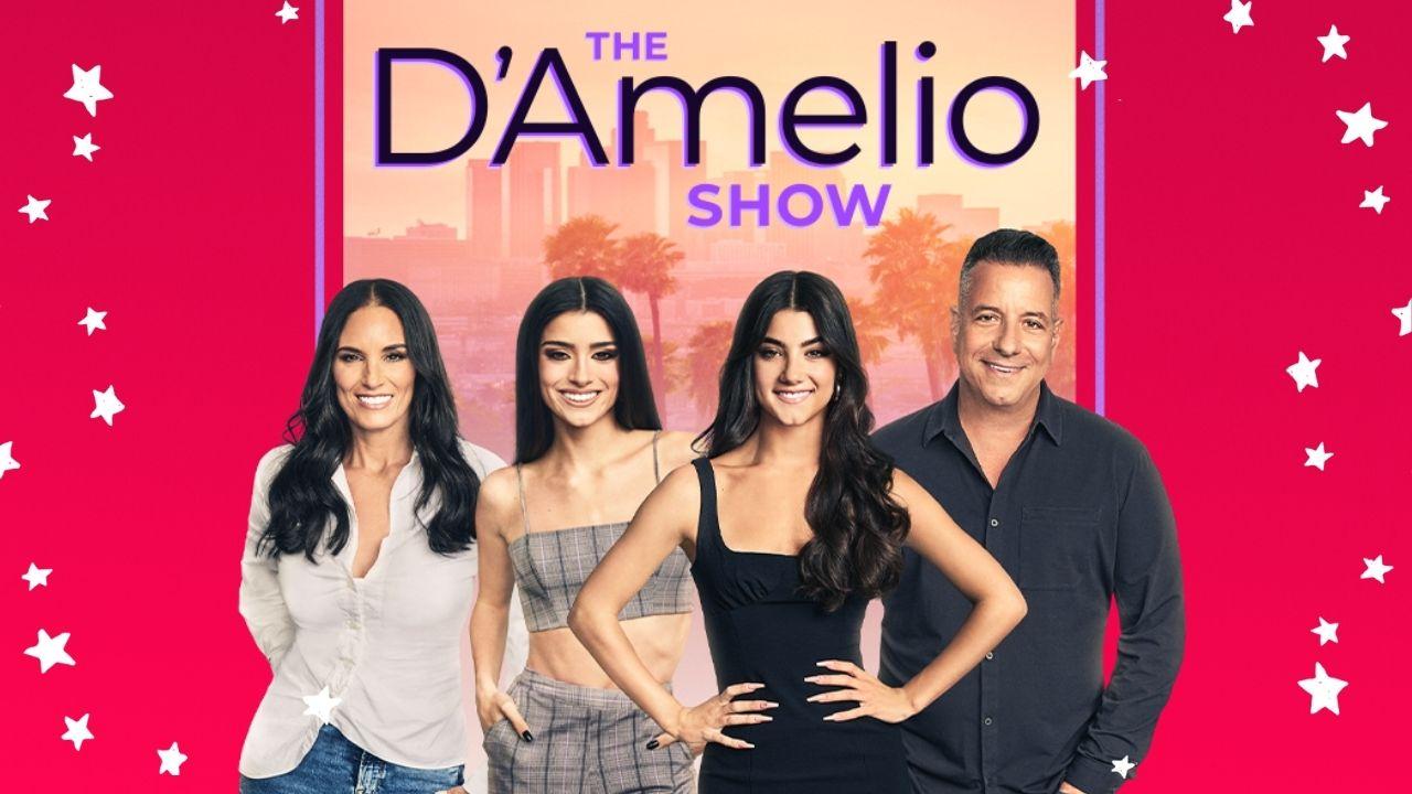 """""""The D'Amelio Show"""" chega com exclusividade ao Star+ nesta semana"""