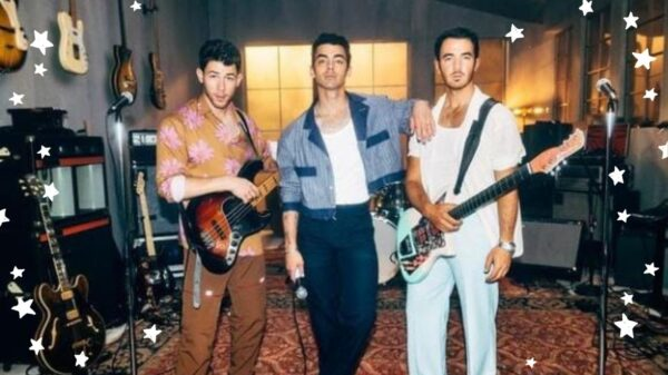 "Jonas Brothers lançam o aguardado single ""Who's In Your Head"""