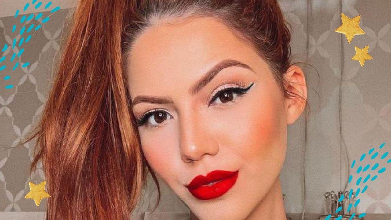 Sarah Poncio anuncia que está solteira durante dinâmica com seguidores