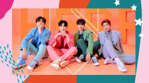 """Grupo de K-Pop AB6IX lança seu segundo álbum """"MO' Complete"""""""