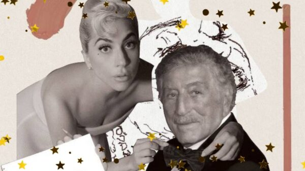 "Lady Gaga anuncia ""Love For Sale"", feat com Tony Bennett, para a próxima semana"