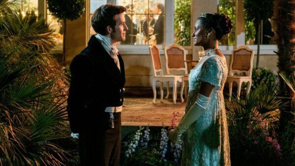 """Netflix libera imagens da segunda temporada de """"Bridgerton"""""""