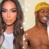 Amizade do pop! Anitta comparece na festa de lançamento do álbum de Lil Nas X