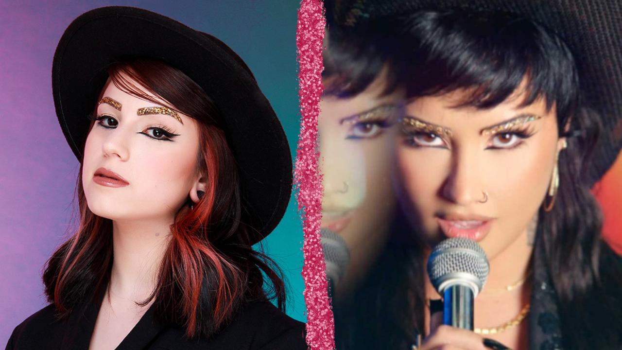 """Aprenda a fazer a make usada por Demi Lovato em """"Melon Cake"""""""