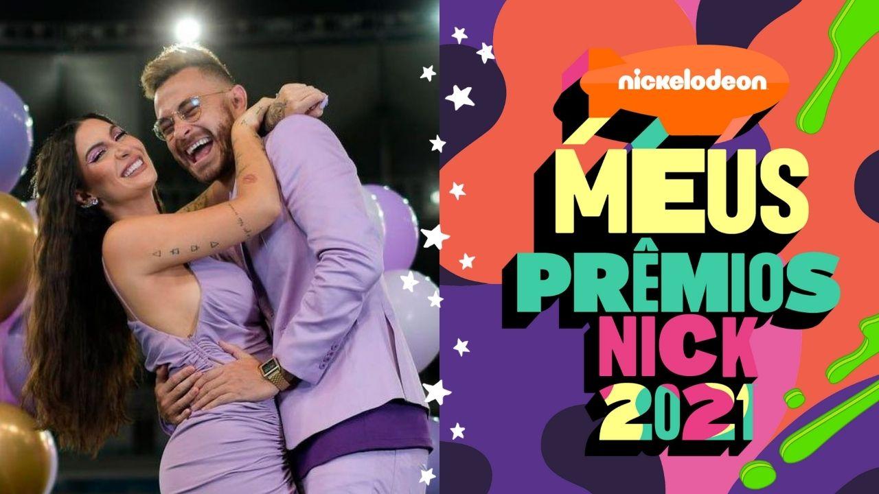 Bianca Andrade e Fred serão os apresentadores do Meus Prêmios Nick 2021
