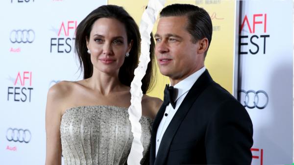 Brad Pitt volta a entrar na justiça por custódia dos filhos com Angelina Jolie