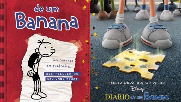"""Disney+ anuncia data da animação de """"Diário de um Banana"""""""