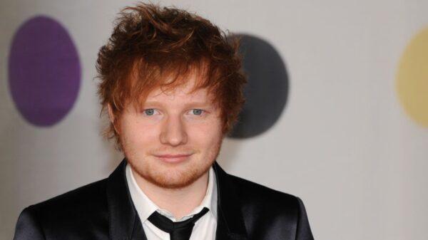 """Ed Sheeran divulga nova prévia do single """"Shivers"""""""