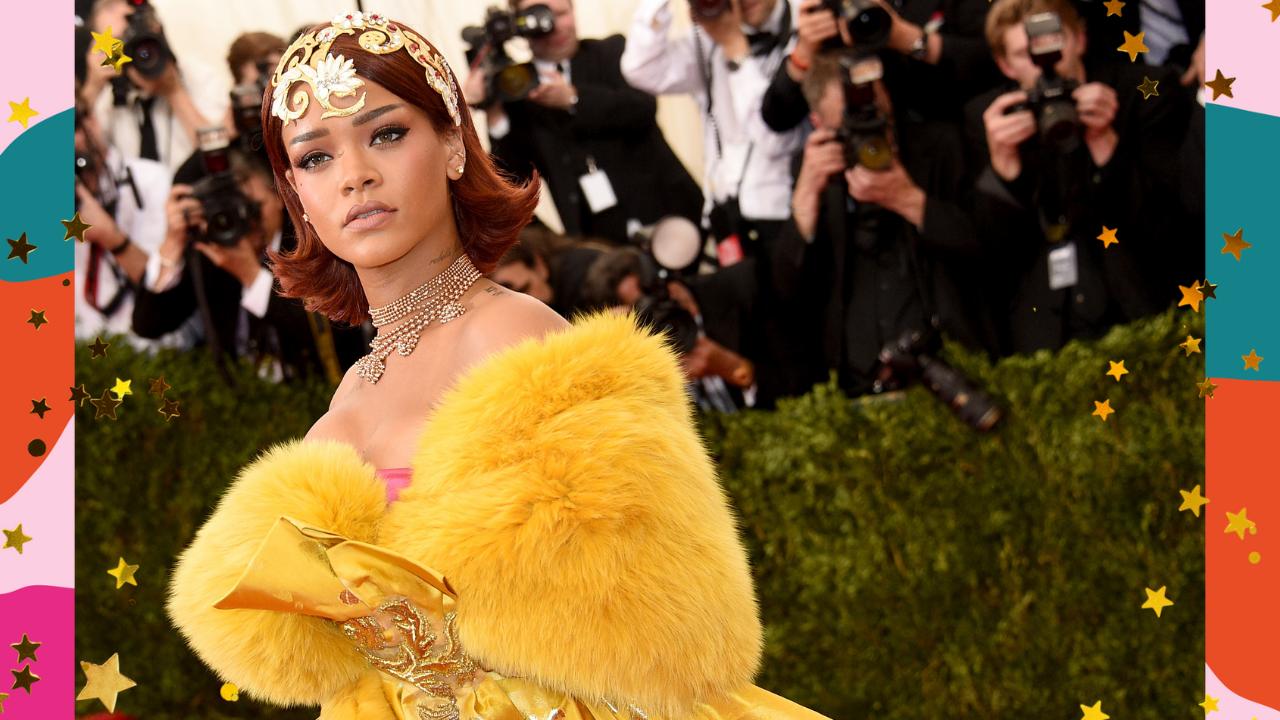 Fenty, marca de Rihanna, terá peças em exposição de moda do MET