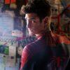 """Andrew Garfield fala sobre foto em """"Homem-Aranha 3"""""""
