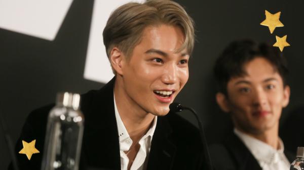 Kai, do EXO, será embaixador da Semana de Moda de Seul de 2022