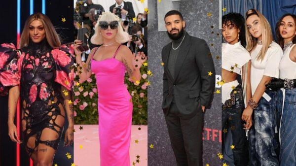 Com Pabllo Vittar e Lady Gaga, Drake, Little Mix, confira os lançamentos musicais!