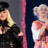 Madonna defende Billie Eilish após comentários machistas