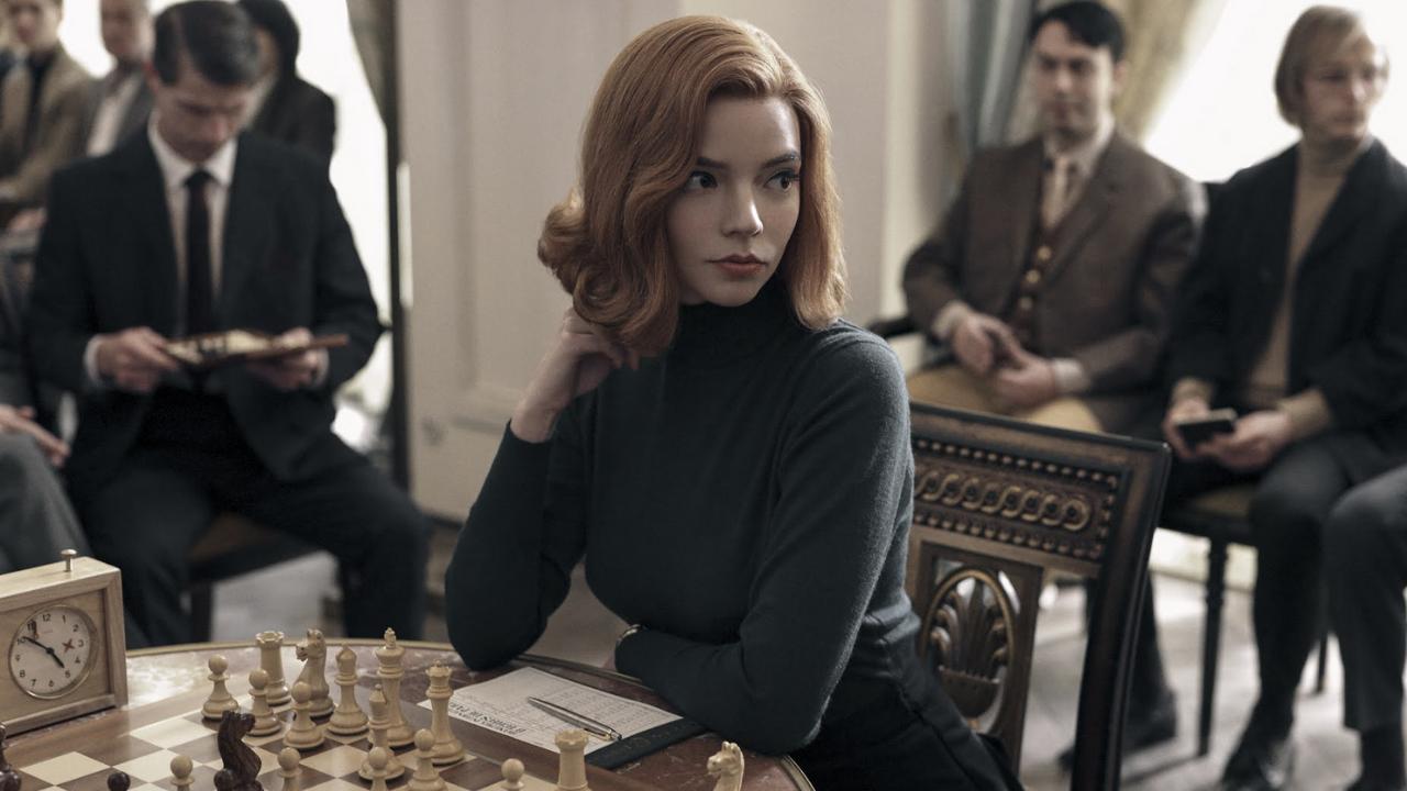 """Netflix é alvo de processo milionário por machismo em """"O Gambito da Rainha"""""""