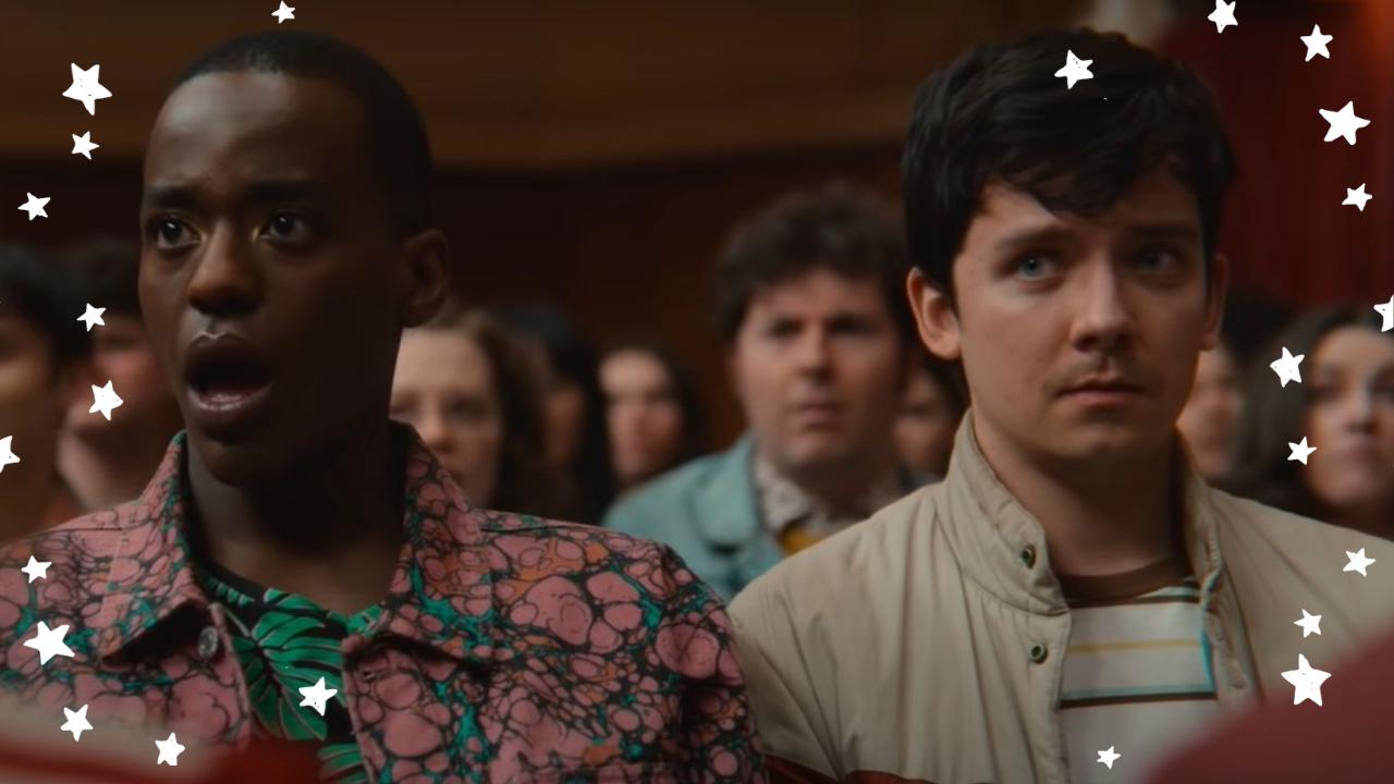 """Netflix libera trailer da nova temporada de """"Sex Education"""""""