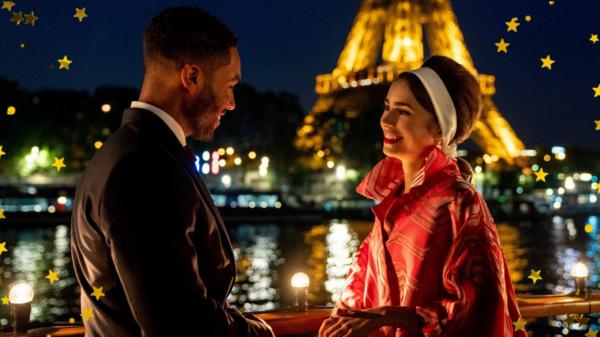 """Netflix revela data de estreia de 2ª temporada de """"Emily em Paris"""""""