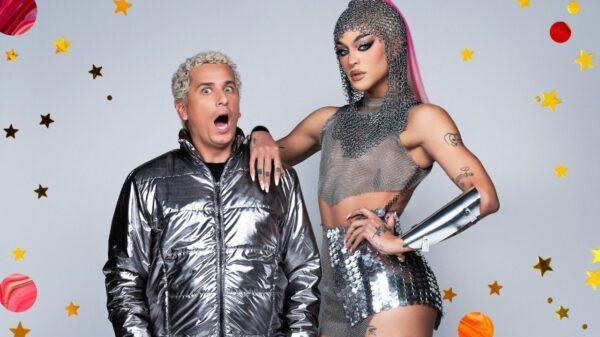 Pabllo Vittar e Rafa Portugal esbanjam sincronia e contam um pouco sobre o MTV MIAW