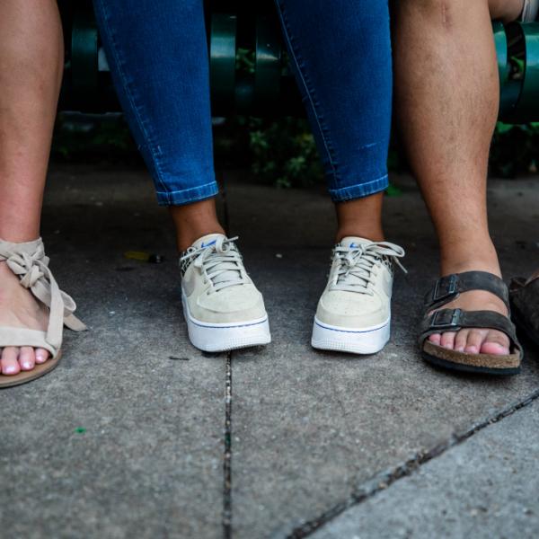 Tendências para calçados