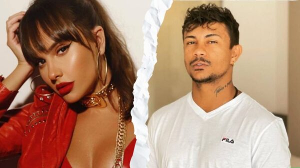 Ex-BBB Thaís Braz volta com o ex e Xamã curte tuítes sobre os dois