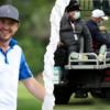 Tom Felton tranquiliza fãs após passar mal em torneio de golfe