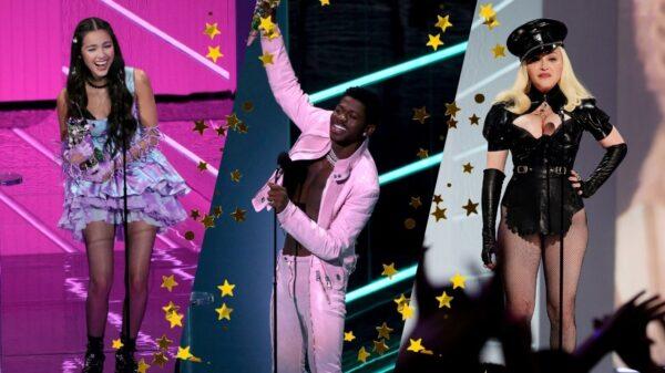 Com Lil Nas X e Olivia Rodrigo como destaques, confira todos os ganhadores do VMA 2021!