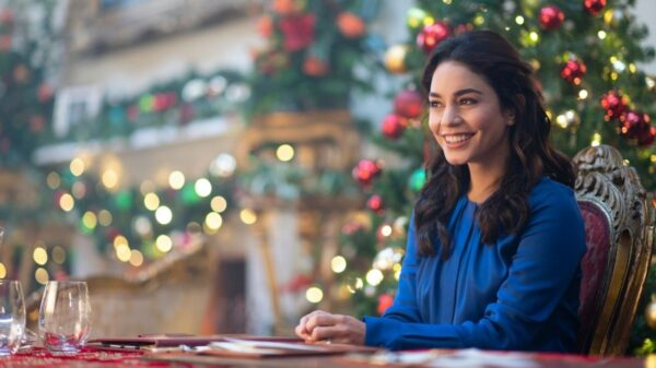 """Netflix libera imagens inéditas do filme natalino """"A Princesa e a Plebeia 3"""""""