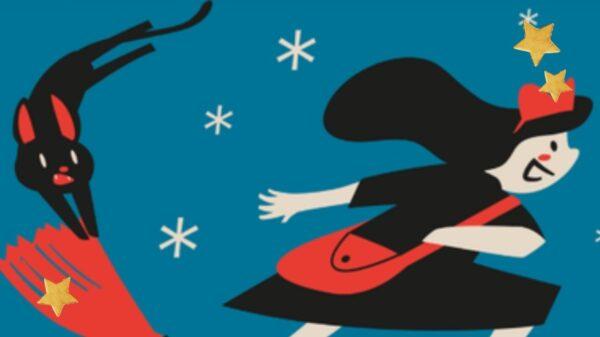 """""""Entregas Expressas da Kiki"""", livro que originou a adaptação do Studio Ghibli, chega ao Brasil"""