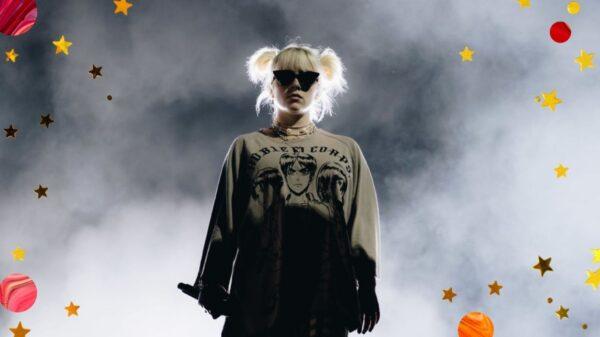 "Billie Eilish apresenta o vídeo-performance de ""Lost Cause"""