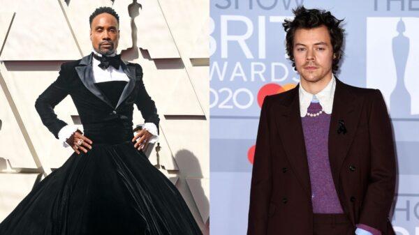 Billy Porter critica a Vogue ao colocar Harry Styles na capa usando vestido