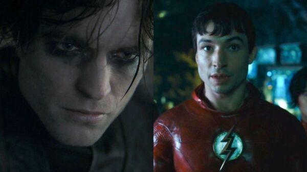 """DC FanDome 2021: confira trailer de """"O Batman"""" com Robert Pattinson e prévia de """"Flash"""" com Ezra Miller"""