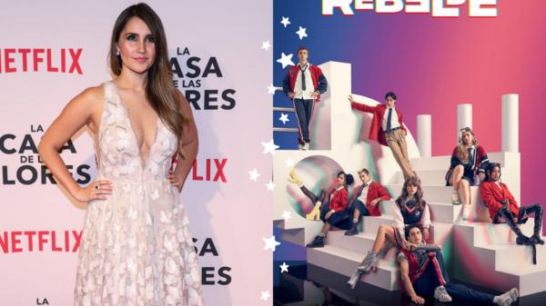 """Dulce María fala sobre remake de """"Rebelde"""" da Netflix"""