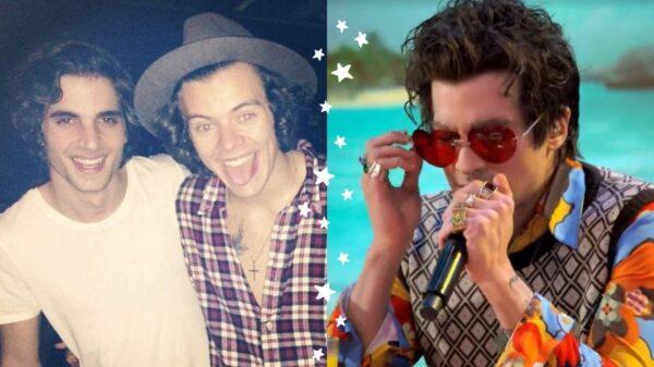 "Fiuk se transforma em Harry Styles e canta ""Watermelon Sugar"""